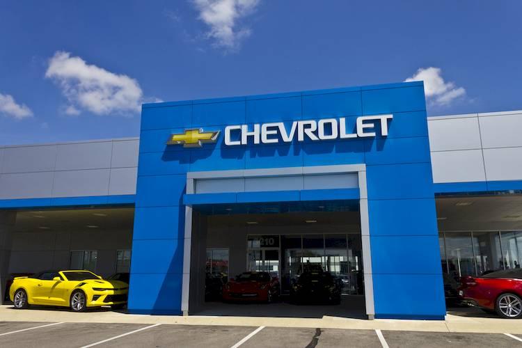 New Chevrolet Dealer Reputation Management and Facebook Ads